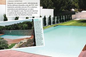 Antártica Piscinas na Revista VIP
