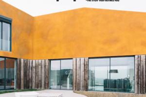 Antartica Piscinas em Destaque na publicação inglesa Wallpaper
